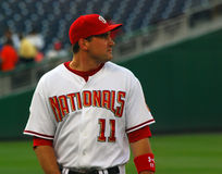 Ryan Zimmerman, cittadini di Washington Immagini Stock