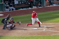 Ryan Zimmerman Royalty Free Stock Images