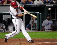 Ryan Zimmerman, Washington Nationals Royalty Free Stock Photo