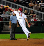 Ryan Zimmerman, Washington Nationals Royalty Free Stock Image