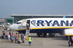 Ryanair Stockfotos