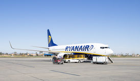 Ryanair Immagine Stock