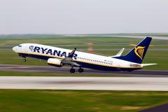 Ryanair Fotografie Stock