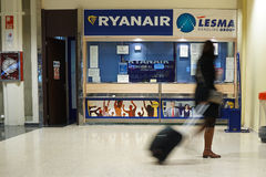 Ryanair arkivfoton
