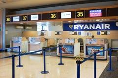 Ryanair Fotografia de Stock