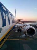 Ryanair Στοκ φωτογραφία με δικαίωμα ελεύθερης χρήσης