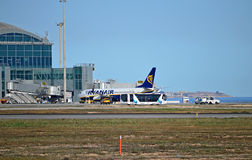 Ryanair foto de stock