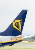 Ryanair Boeing 737 fotos de stock