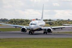 Ryanair Boeing 737 Royalty Free Stock Photo
