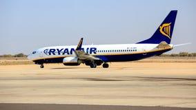 Ryanair Boeing B737 Photographie stock