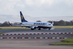 Ryanair Boeing 737 Stock Photos