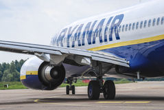 Ryanair Stock Photography