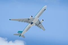 Ryanair décollent Photos libres de droits