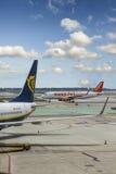 Ryanair Easyjet Stock Photography