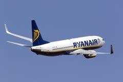 Ryanair entfernen an sich Stockbild
