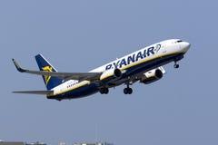 Ryanair entfernen an sich Lizenzfreie Stockfotos
