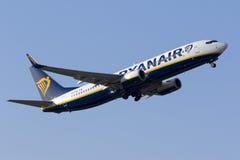Ryanair entfernen an sich Lizenzfreies Stockbild