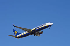 Ryanair Royalty Free Stock Photo