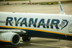 Ryanair Stock Photo