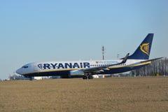 Ryanair plane Stock Photos