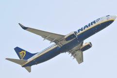 Ryanair plane Stock Images