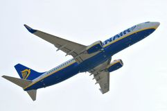Ryanair plane Stock Photos
