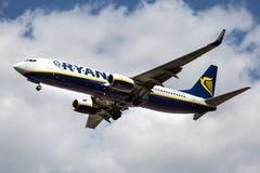 Ryanair Stock Photography