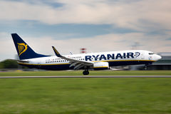 Ryanair Royalty Free Stock Photos