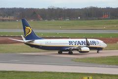 Ryanair R-U Photographie stock