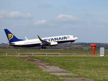 Free Ryanair Takes Off Stock Photos - 13825263