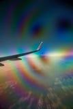 Ryanair wing royalty free stock image
