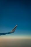 Ryanair wing stock photos