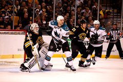 Ryane Clowe San Jose Sharks Stock Images