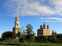 Ryazan Κρεμλίνο Στοκ Φωτογραφίες