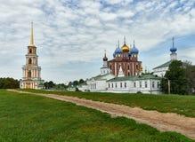 Ryazan der Kreml, gegründet im 17. Jahrhundert Stockfotos
