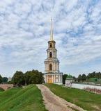 Ryazan der Kreml, gegründet im 17. Jahrhundert Stockbilder