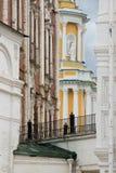 Ryazan het Kremlin, Rusland Stock Foto's