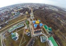 Ryazan kremlin Foto de Stock Royalty Free