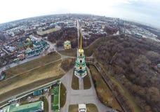 Ryazan kremlin Imagen de archivo libre de regalías