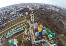 Ryazan kremlin Imagens de Stock