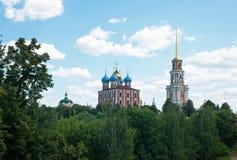 Free Ryazan Kremlin Stock Photos - 74715593