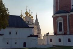 Ryazan Kremlin Royalty Free Stock Photo