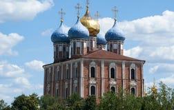 Ryazan Kremlin Stock Image