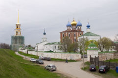 Ryazan Kremlin. Royalty Free Stock Photos