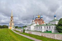 Ryazan kremlin, Russia Stock Photo