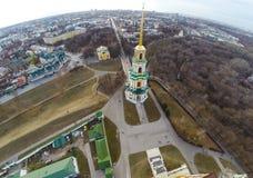 Ryazan Kremlin Stock Photos