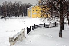 Ryazan Kremlin, winter Royalty Free Stock Image