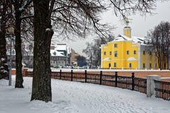Ryazan Kremlin, winter Stock Image