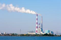 Ryazan Power Station Royalty Free Stock Photos