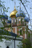 Ryazan , Russian city Royalty Free Stock Photo